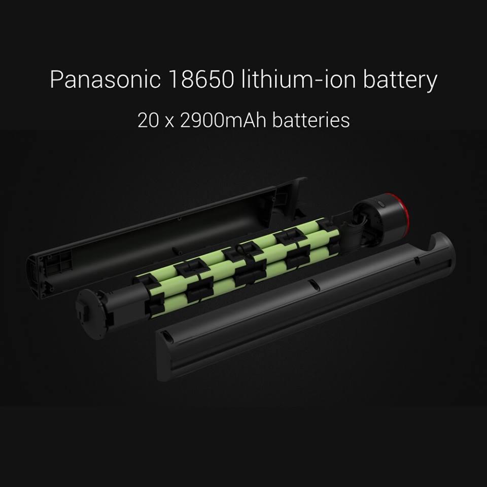 Mi QiCycle battery