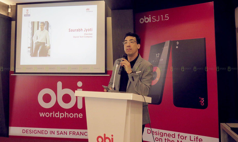 Obi Worldphone launch event in Nepal