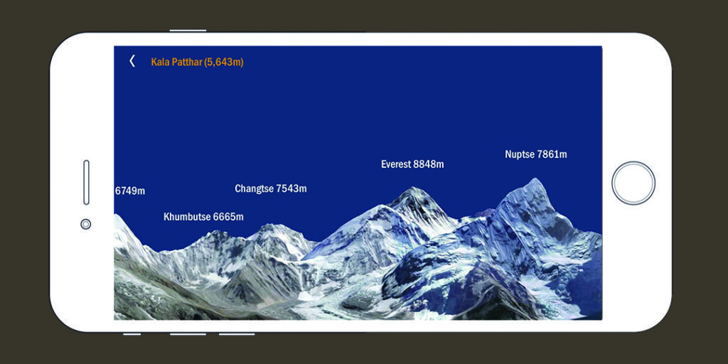 Feature : Mountain Finder