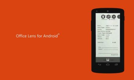 App of the week #1 : Office Lens