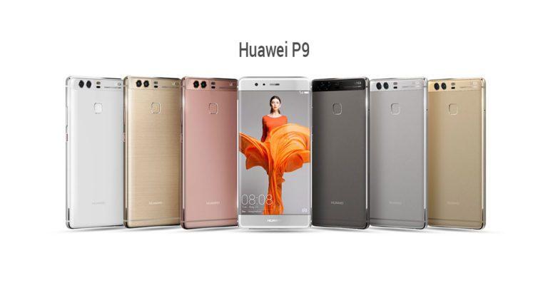 Huawei P9 price in Nepal