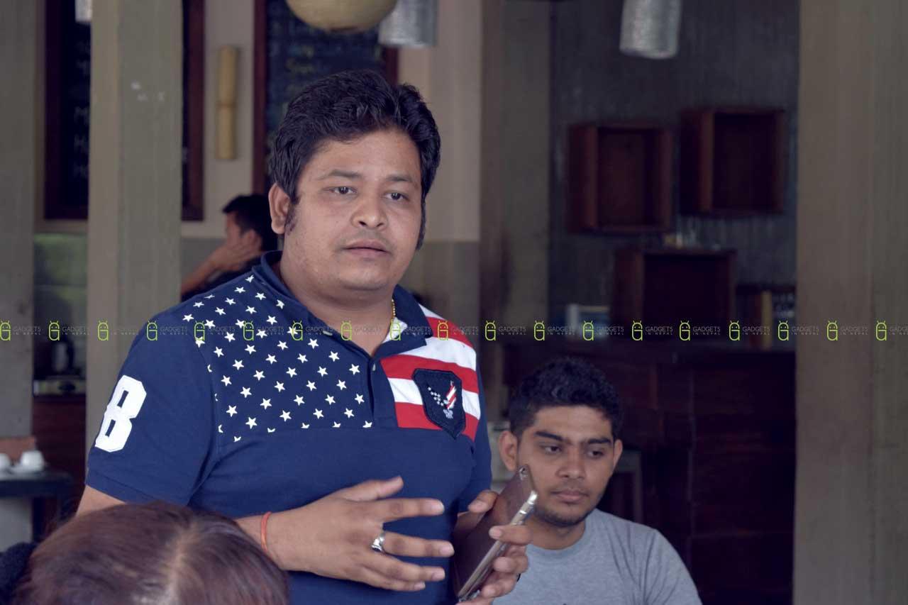 Mi Max Tech Blogger Meet
