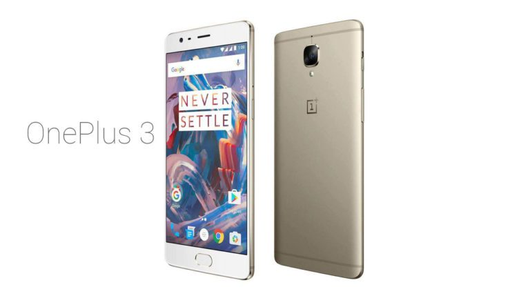 Oneplus 3 Gold in Nepal