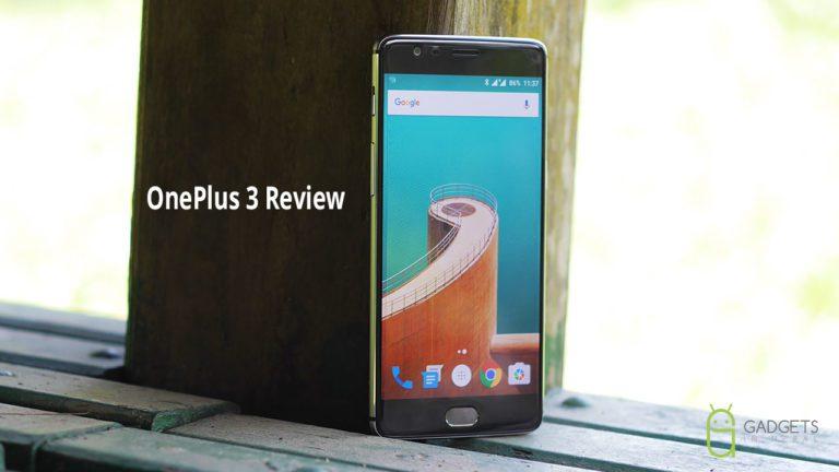 OnePlus 3 review Nepal