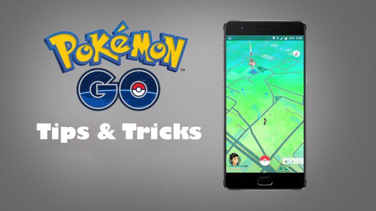 Pokemon Go tips and tricks Nepal