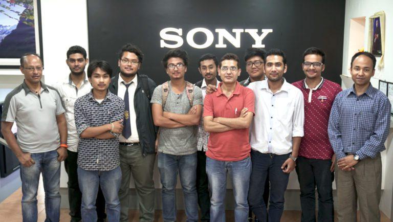 Sony Bloggers' meet