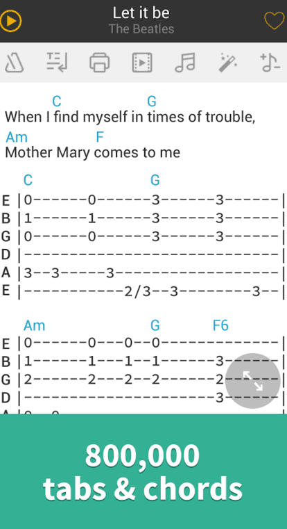 Ultimate Guitar Tabs v4.3.8 Apk For android Download (4)