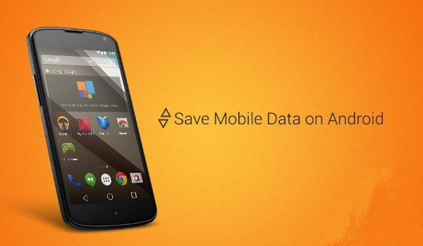 6 Ways To Save Your Mobile Data
