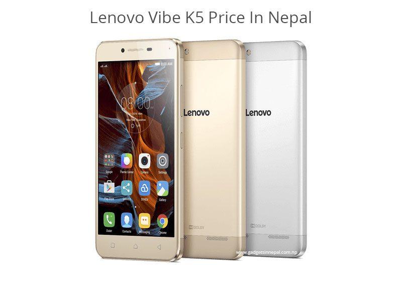 Lenovo Vibe K5 Price In Nepal