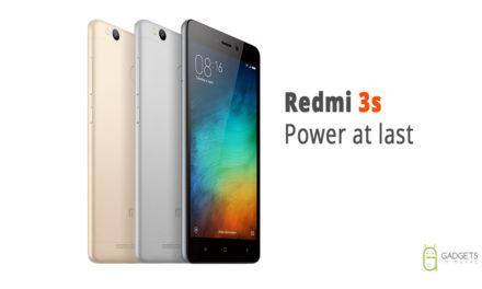 Xiaomi Redmi 3s Specs, Benchmark Scores and Price In Nepal