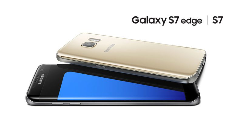 SAMSUNG GALAXY S7 EDGE IS THE WORLD'S TOP SELLING ANDROID SMARTPHONE