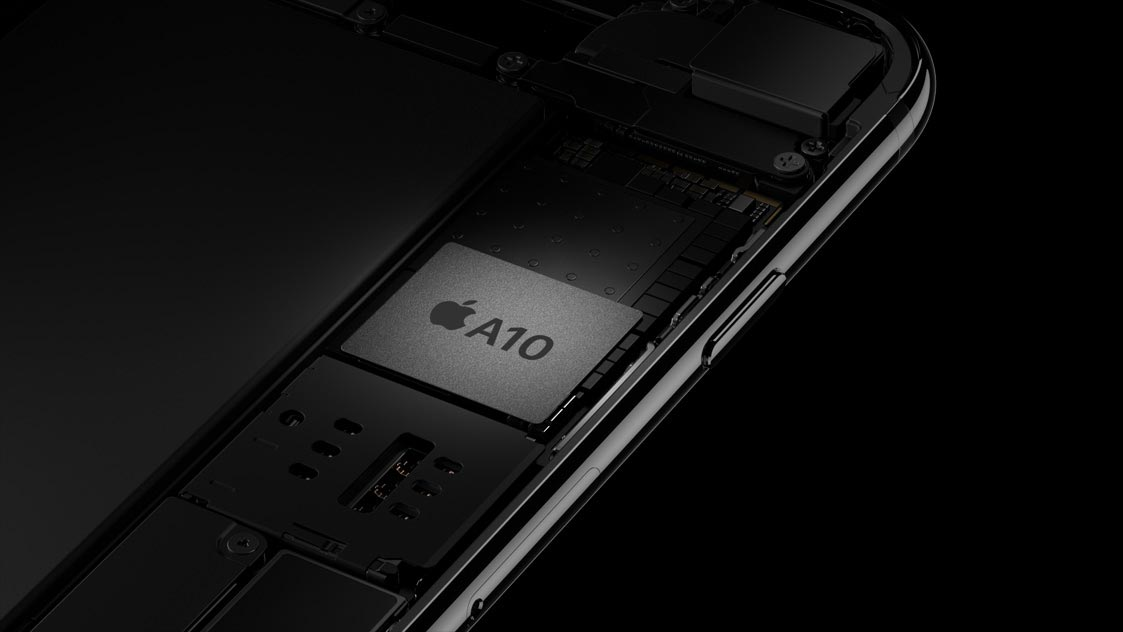 Apple A10 Fusion Chipset