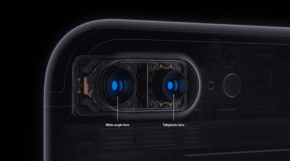 Dual Camera on iPhone 7 Plus