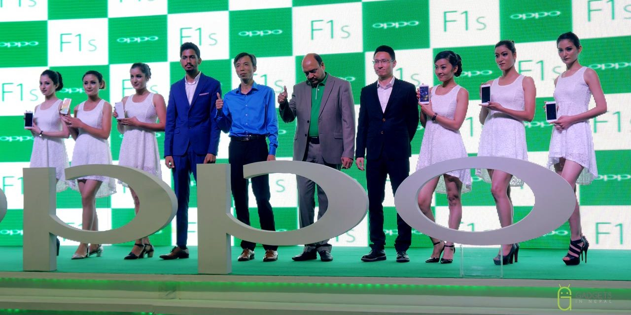 Oppo Smartphones Officially Launched In Nepal
