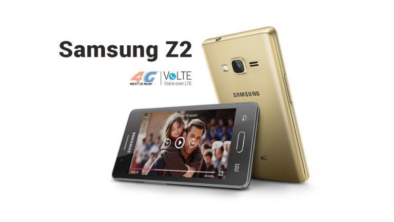 Samsung Z2 price in Nepal