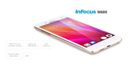 Infocus M680 with 13MP Autofocus Front Camera Launching Soon In Nepal