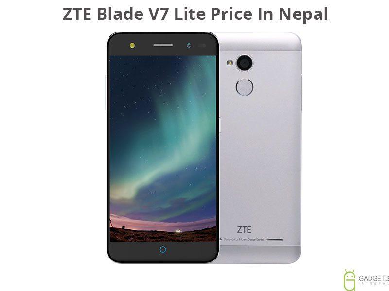 ZTE Blade V7 Lite Price In Nepal