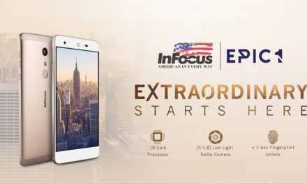 Infocus Epic 1 Launched In India At $195