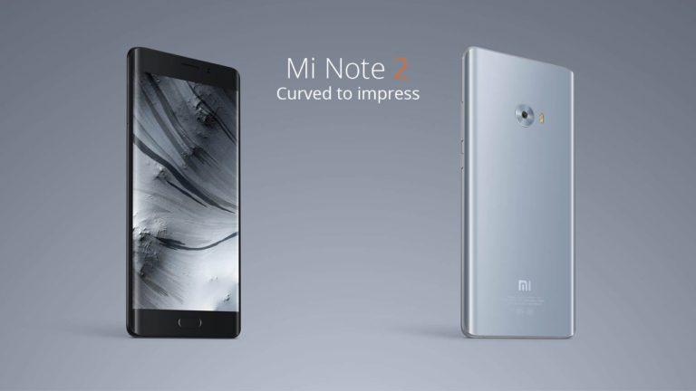 Mi Note 2 price in Nepal