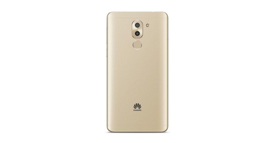 Huawei Mate 9 lite Back View