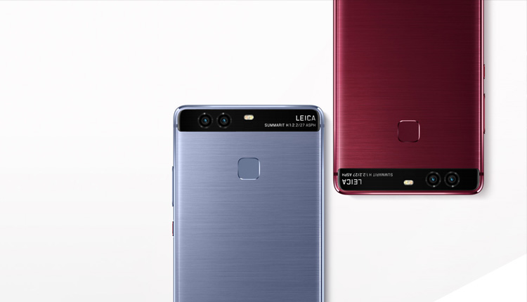 Huawei P9 Sold over 9 million units