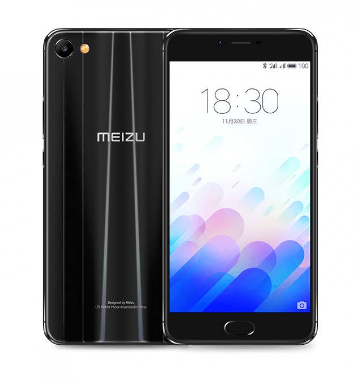Meizu m3x Black