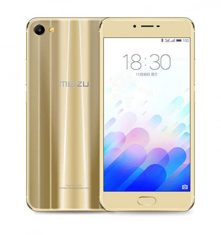 Meizu m3x Gold