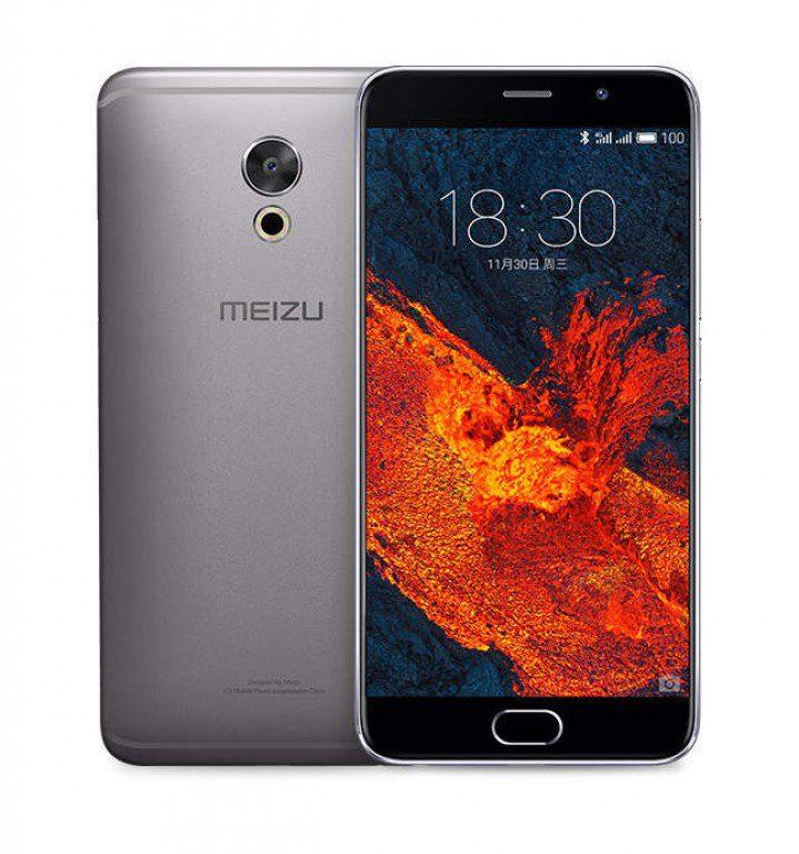 Meizu Pro 6 Plus Grey