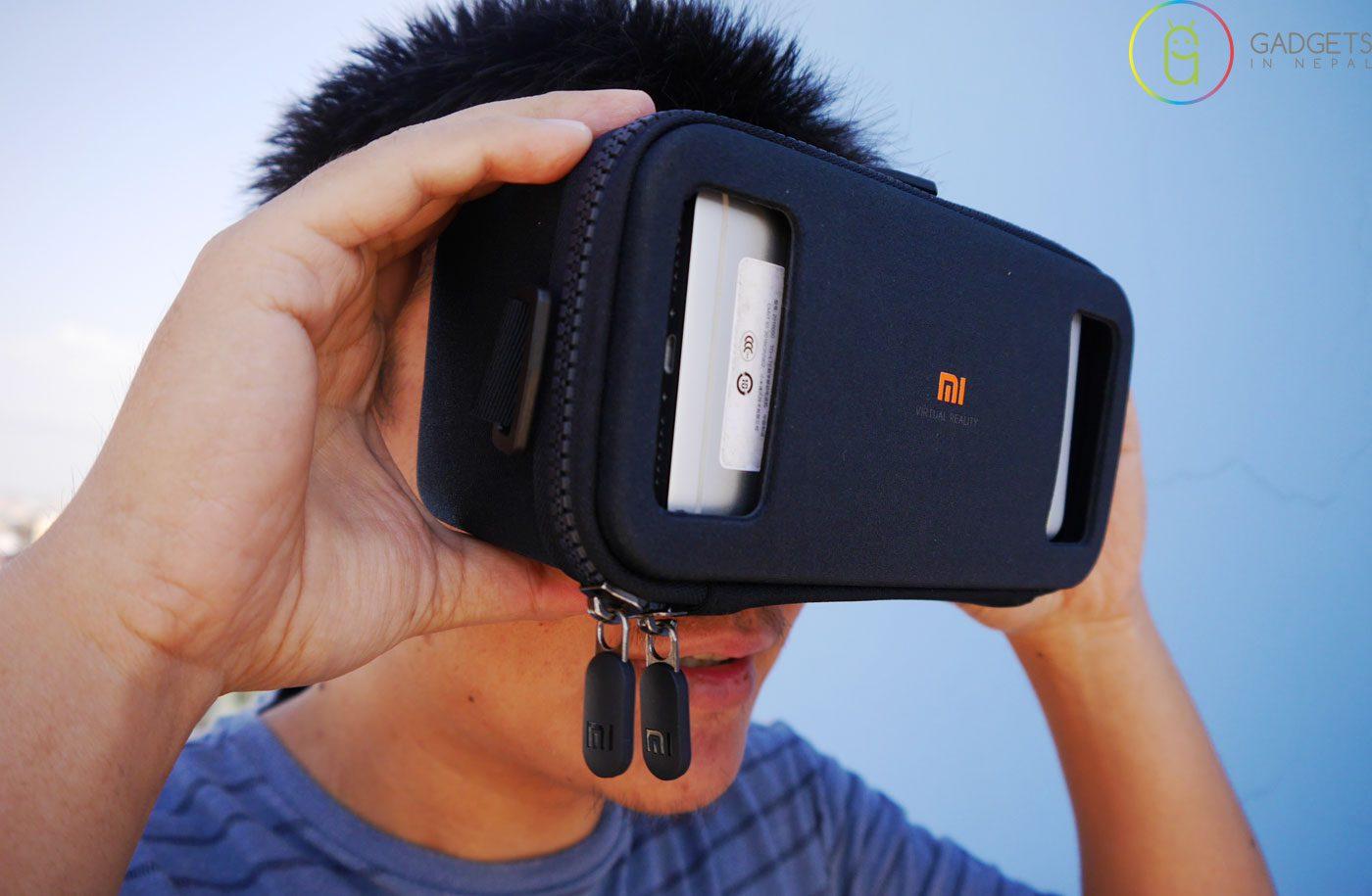Mi VR Play Usability