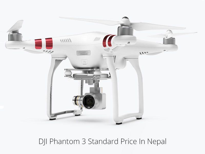 DJI Phantom 3 Standard Price In Nepal