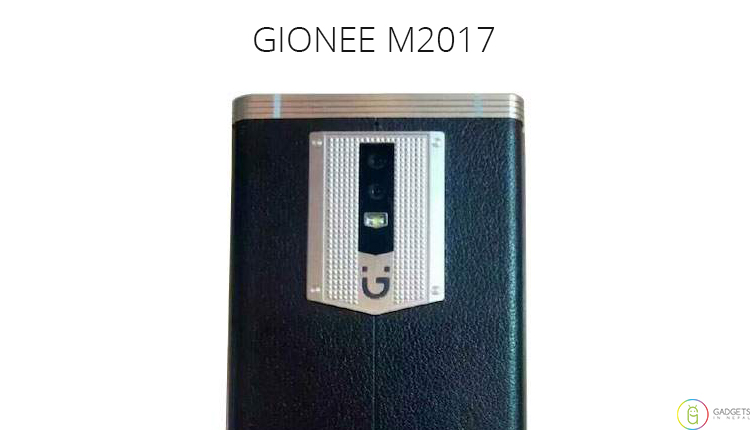 Gionee M2017 price in Nepal