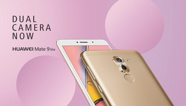 Huawei Mate 9 Lite price in Nepal