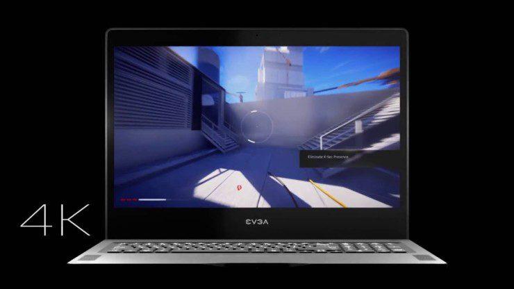 4k resolution on a laptop