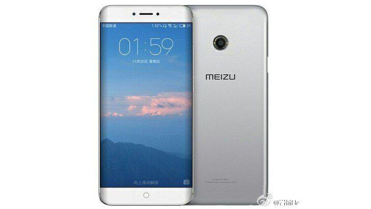 Meizu Pro 7 Leaked render Image