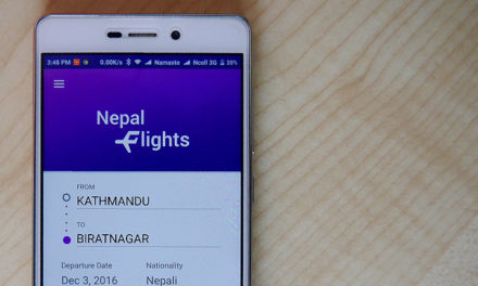 Book Domestic Flights In Nepal With Ease — Android