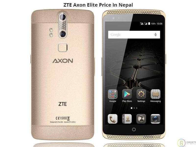ZTE Axon Elite Price In Nepal