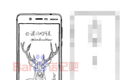 Nokia D1 and E1 leaked sketches surfaced online