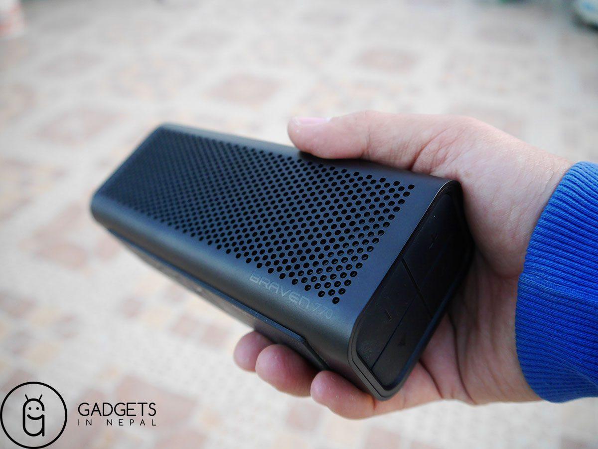Braven 770 Bluetooth Speaker