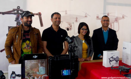 Oliz Store Launched DJI Products Officially In Nepal