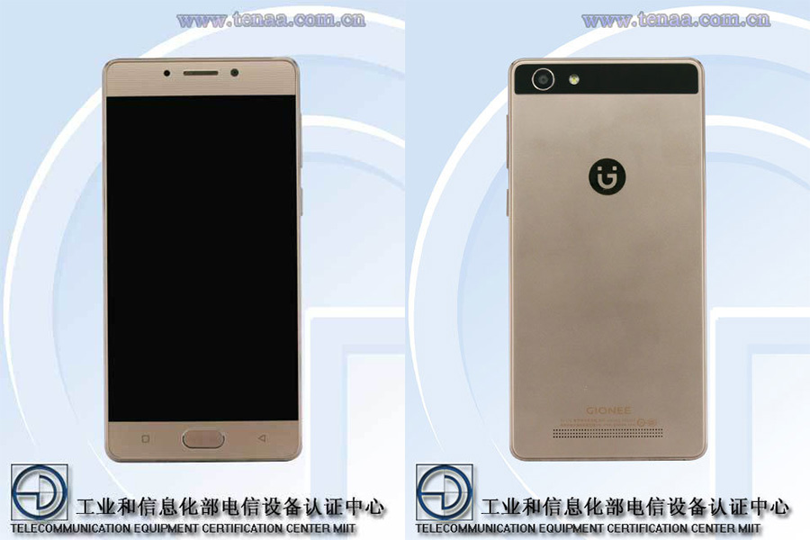 Gionee GN5005 Leaked Specs And Images