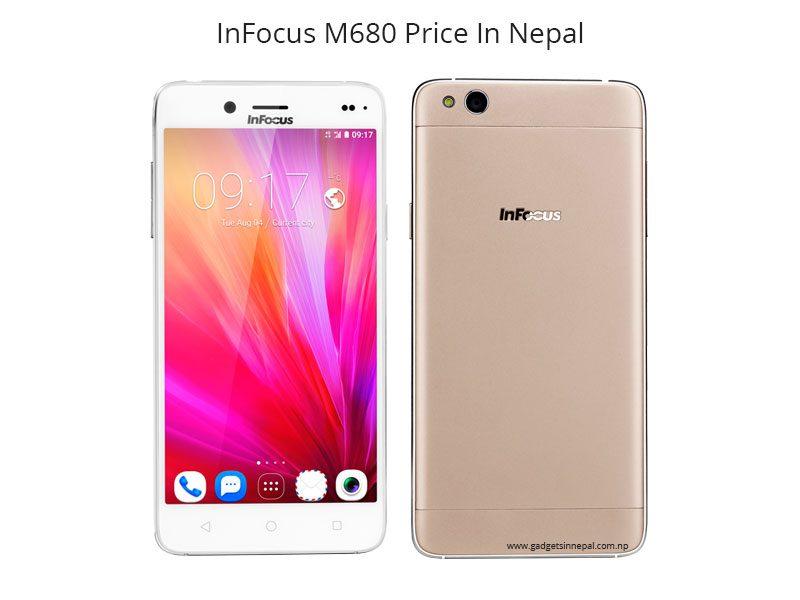 InFocus M680 Price In Nepal