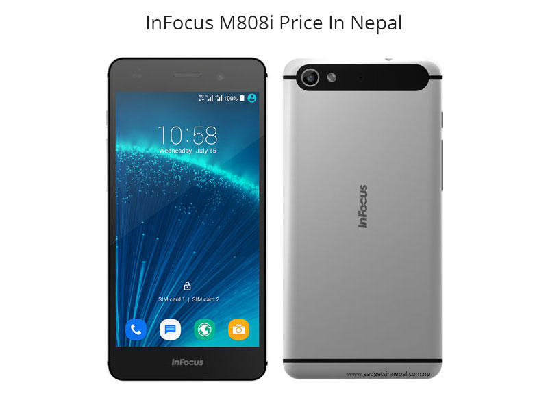 InFocus M808i Price In Nepal