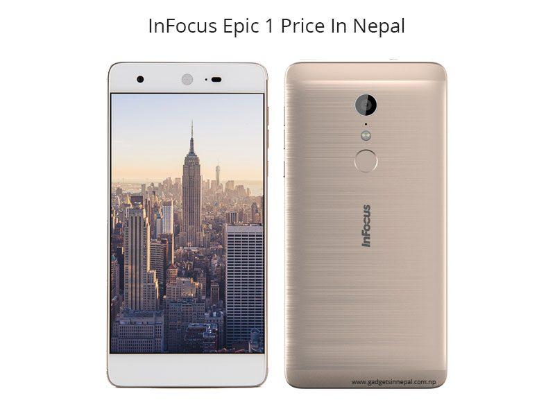 InFocus Epic 1 Price In Nepal