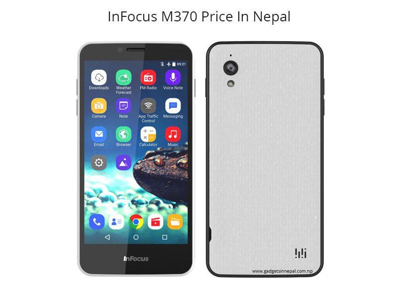 InFocus M370 Price In Nepal