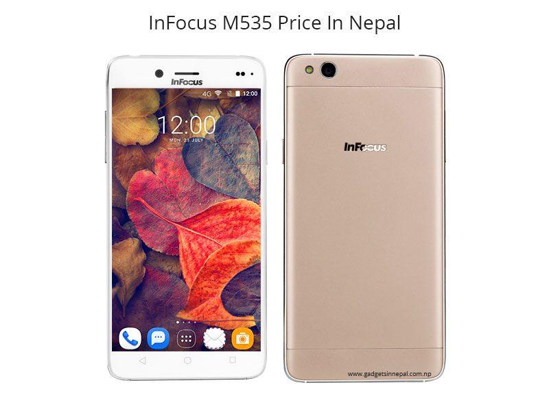 InFocus M535 Price In Nepal