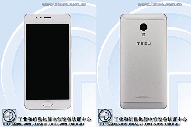 Meizu M5s clears TENAA and 3C