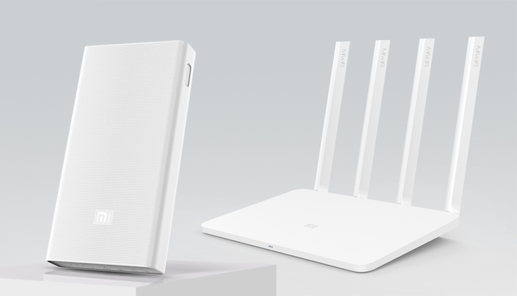 Mi wifi router 3 and 20000mAh powerbank launched in Nepal