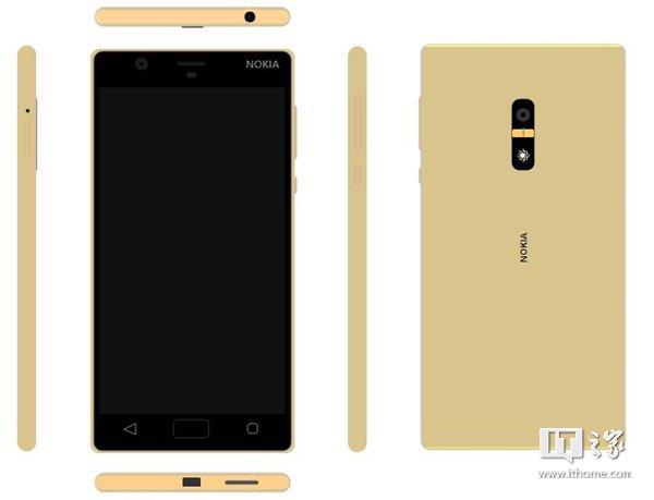 Nokia D1C Leaks