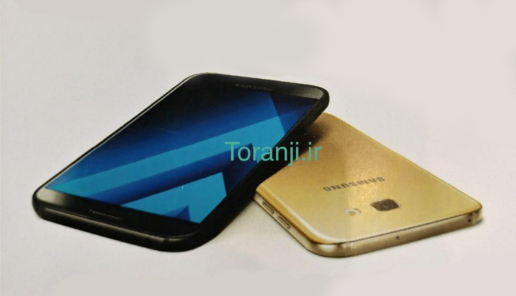 Samsung Galaxy A 2017 leaked images