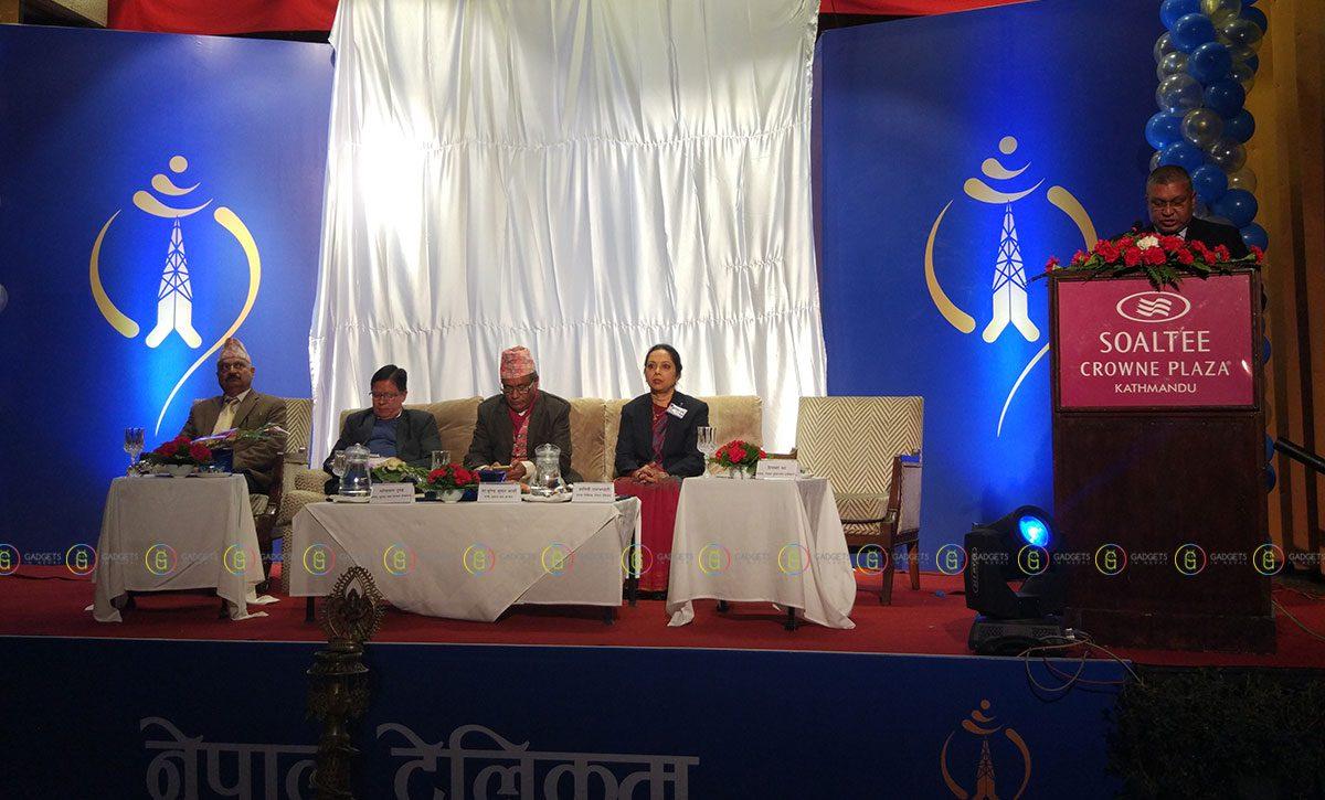 Nepal telecom 4G service in Nepal